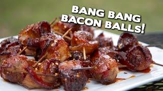 Bang Bang Bacon Balls!
