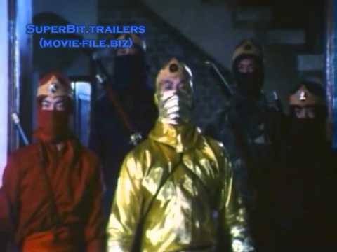 Super Ninja 1984 Trailer - English Dubbed