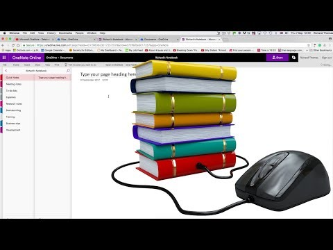 Microsoft OneNote ✏️ Perfect Tutorial for Beginners using ...