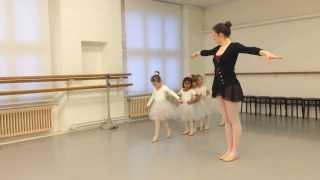 Tiptoe Kindertanz - Dance Art Studio Ballettschule Luzern