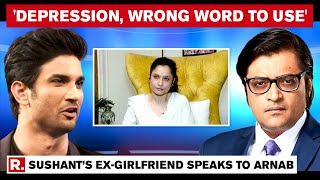 "#RepublicTV #SushantConspiracy  In an exclusive interview with Republic TV editor-in-Chief Arnab Goswami, Manikarnika actor Ankita Lokhande shared a message for his fans and everyone remembering him, ""Sushant Singh Rajput should be remembered as a hero and not a depressed man."" Prior to his Bollywood debut with Kai Po Che! in 2013, Rajput was a TV star courtesy his hit daily soap Pavitra Rishta, which aired from 2009 to 2014. The actor was paired opposite Lokhande in the show and the two even went on to have a long-term relationship. They parted ways in 2016 after dating for 7 years.  Talking to Republic Media Network on 'Nation Wants To Know', Ankita Lokhande said, ""Let Sushant be remembered as a Hero and not a depressed guy. He was a talented guy and he has always loved his fans. With me, we shared 7 years of our life. It was a beautiful phase and I will only cherish that.""  Subscribe to Republic TV & Don't forget to press THE BELL ICON to never miss any updates► http://bit.ly/RepublicWorld  Official Website - https://www.republicworld.com/  Republic TV is India's no.1 English news channel since its launch. It is your one-stop destination for all the live news updates from India and around the world. Republic TV makes news accessible for you at your convenience, at all times and across devices. At Republic we keep you updated with up-to-the-minute news on politics, sports, entertainment, lifestyle, gadgets and much more.   We believe in Breaking the story and Breaking the Silence. But most importantly, for us 'You Are Republic, We Are Your Voice.'  Also, Watch ►  Republic TV Live News Updates ►http://bit.ly/RepublicTVLiveNews The Debate With Arnab Goswami ► http://bit.ly/TheDebateWithArnabGoswami Biggest Story Tonight ► http://bit.ly/BiggestStoryTonight Burning Question Debates ► http://bit.ly/BurningQuestionDebate Patriot With Major Gaurav Arya ► http://bit.ly/PatriotFullEpisodes Exclusive Sunday Debate With Arnab Goswami ► http://bit.ly/SundayDebate  You can stay connected with Republic TV on -  Facebook - https://www.facebook.com/RepublicWorld/ Follow us on Twitter - https://twitter.com/republic Official Website - https://www.republicworld.com/"