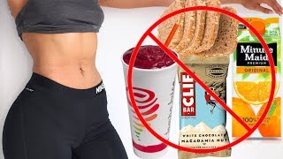 What I Stopped Eating To Lose Inches Of Body Fat