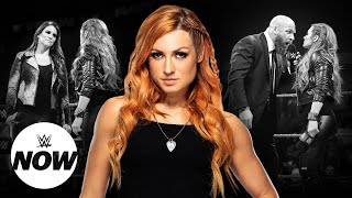Becky Lynch unleashes on the McMahons after suspension: WWE Now
