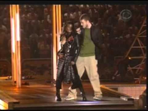 Janet Jackson Exposed Breast at Superbowl