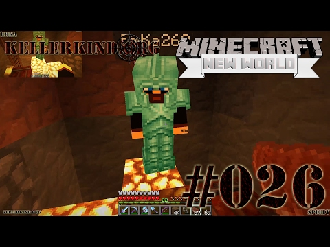 Minecraft: A New World #26 – Der goldene Aufzug ★ Let's Play Minecraft SMP [HD|60FPS]