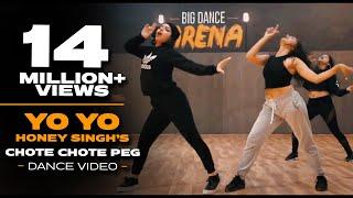 Chhote Chhote Peg  - Yo Yo Honey Singh I Dance Video  I Atul Big Dance