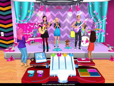 Vídeo do Barbie Dreamhouse Adventures