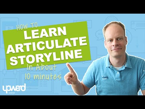 How To Learn Articulate Storyline In 10 Minutes - YouTube