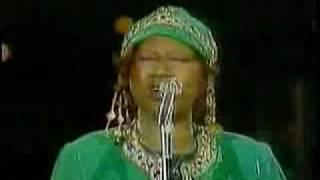 Aretha FRANKLIN - Sparkle-  LIVE 1978 Canada