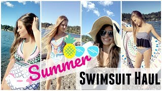 Swimsuit Lookbook 2017 | OwlBeTeen