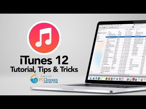 iTunes 12 Tutorial + Tips & Tricks