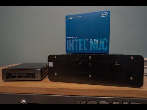 Building an Indestructible Water Proof Intel NUC Mini PC!
