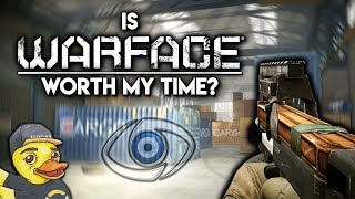 """Is """"Warface PVP"""" Worth My Time?"""