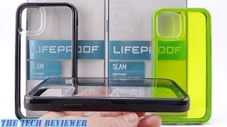 LifeProof's Thinnest Case Ever! Check out the Crystal Clear SLAM for iPhone 11 and 11 Pro!
