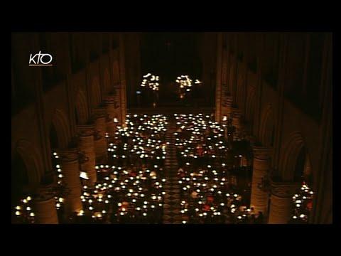 Vigile Pascale 2015 - Notre-Dame de Paris