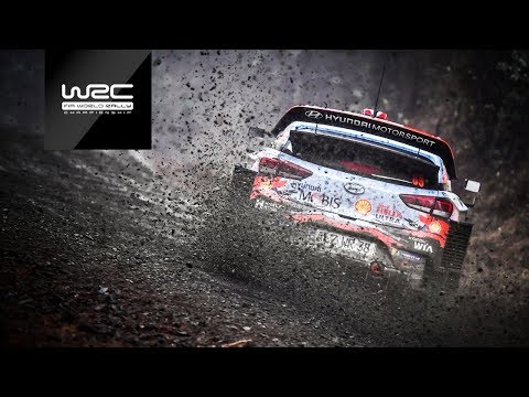 WRC - Copec Rally Chile 2019: Shakedown Highlights