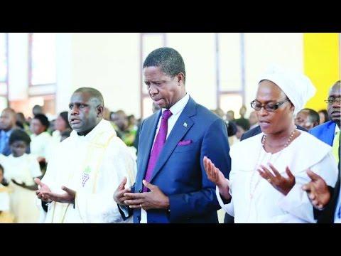 Zambia National Prayer Day Celebration