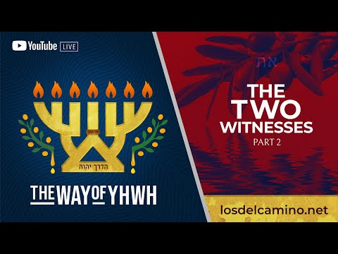The Two Witnesses (Moshe and EliYahu) [The Error of the Christian Doctrine] {2º}