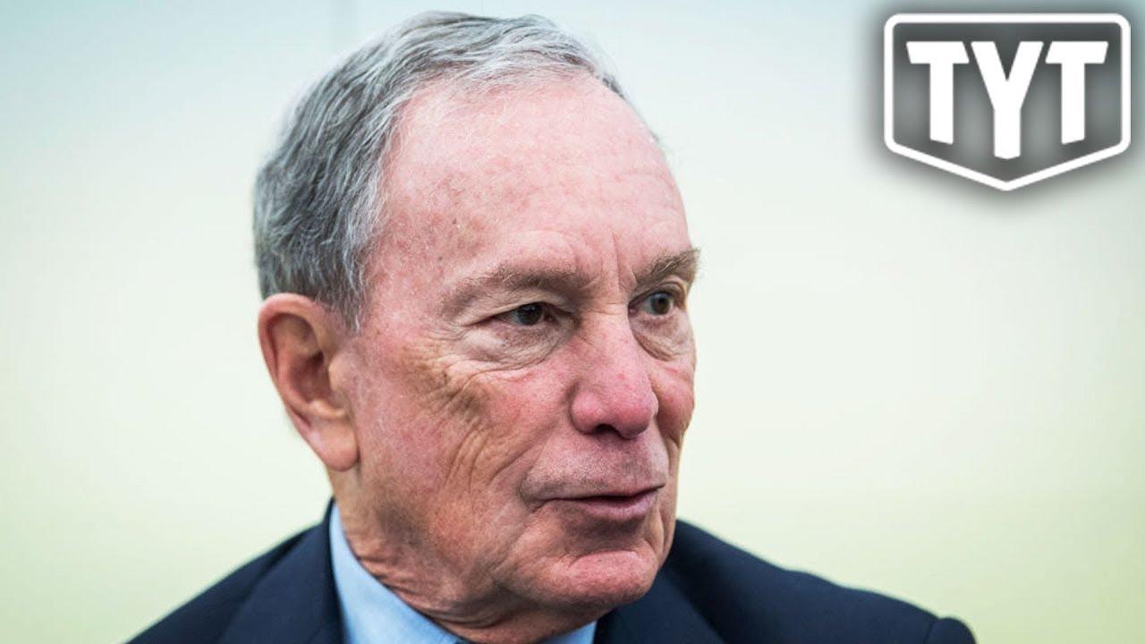 Bloomberg Dumping $80 MILLION On Election thumbnail