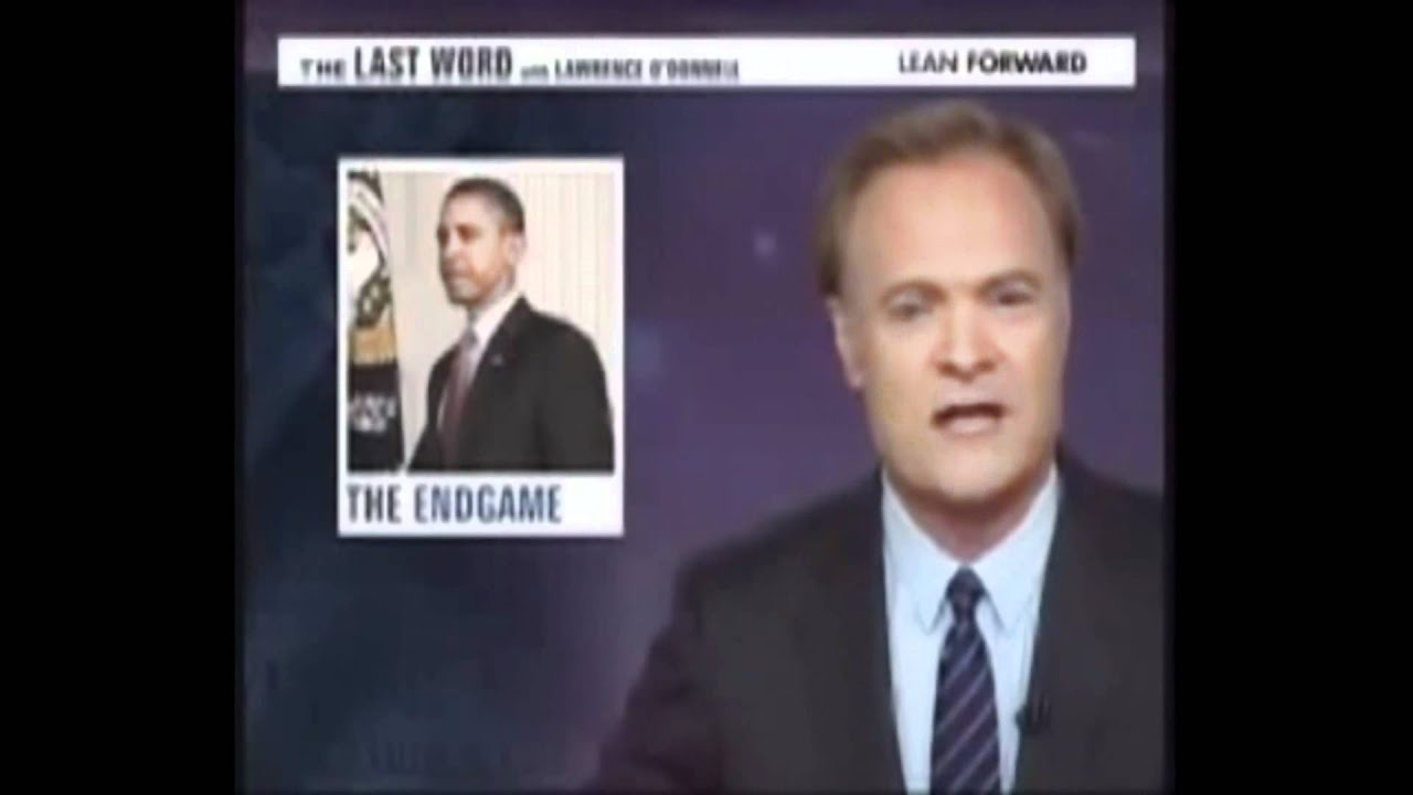 Lawrence O'Donnell Explains Obama's Political Strategy thumbnail