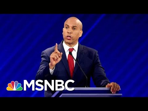 Cory Booker Drops Out Of 2020 Presidential Race   Craig Melvin   MSNBC