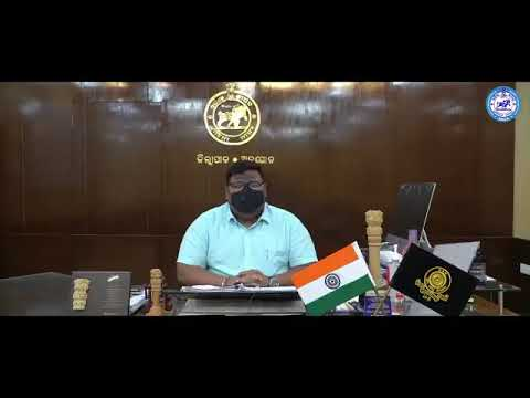 Message to Citizens by Collector & District Magistrate Angul on COVID-19 (June-2021)