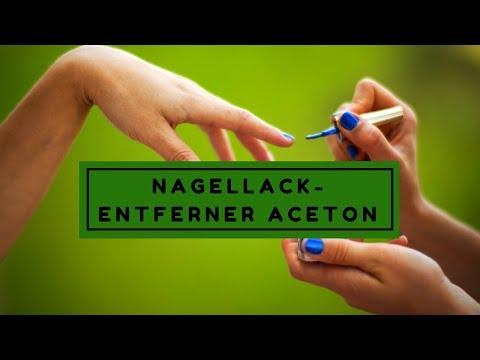 Nagellackentferner Aceton - Was für Risiken birgt Aceton? Gibt es Alternativen?