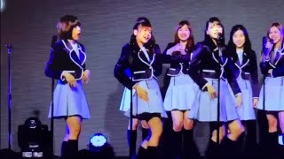 [Highlight Theater] ไก่ย่างหมี่เหลือง เต้นเพลงประจำสี | เฌอปราง เนย แพนด้า BNK48 (18/08/2019)