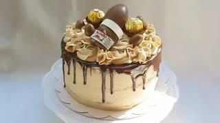 Recette Layer Cake Nutella - Ferrero Rocher