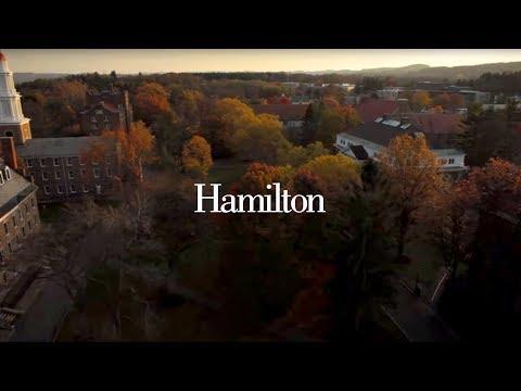 Hamilton College - video