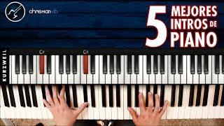 5 Mejores Intros de Piano Que Debes Saber   Clases de Piano   Christianvib