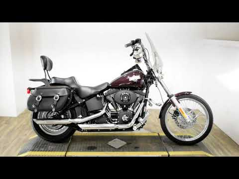 2005 Harley-Davidson FXSTB/FXSTBI Softail® Night Train® in Wauconda, Illinois - Video 1
