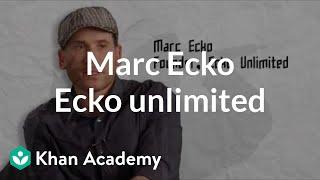 Marc Ecko - Founder of Ecko Unlimited   Entrepreneurship   Khan Academy