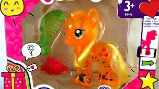 ВОДЯНАЯ ИГРУШКА! Что внутри игрушки мой маленький пони?