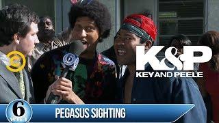Key & Peele: Pegasus Sighting