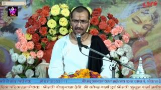 Bhagwat darshan || Deepak Bhai Joshi  || katha|| Day 07