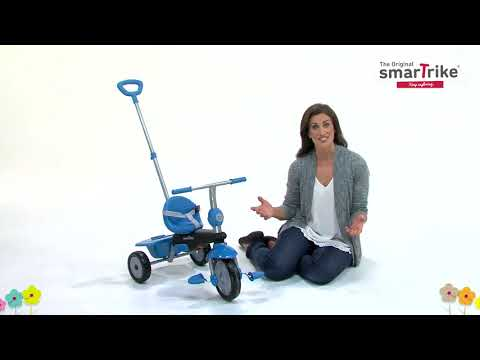 3-in-1 baby tricycle by smarTrike® - Breeze