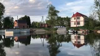 Три берега - рыболовная база
