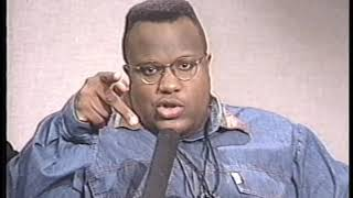 Video Explosion Interview Chubb Rock 1992