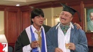 Raj Failed In London Comedy Scene Dilwale Dulhania Le Jayenge