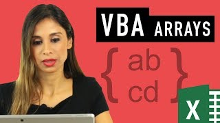 Excel VBA Arrays: Practical Example of a 2 dimensional array to create a New Workbook