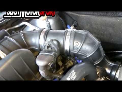 Cómo limpiar el caudalímetro (MAF Sensor) del coche || SBG MOTORSPORT