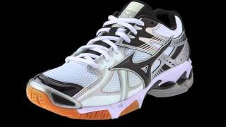 Mizuno Wave Bolt 5 Mid Women's Volleyball Shoes video