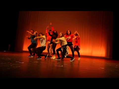 THE ONE 2016 Urban Dance Showcase