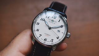 Here's Why You Should Consider A Zeppelin Watch As Your First Timepiece! (Zeppelin LZ127 Review)