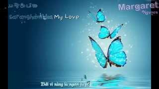 "[Vietsub+Kara] 나비에게 (To The Butterfly) - 지창욱 (Ji Chang Wook) (""기황후"" - ""Empress Ki"" OST)"
