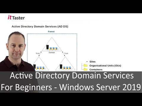 Active Directory Domain Services For Beginners - Windows Server ...