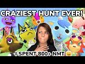 THE MOST INSANE VILLAGER HUNT EVER (it took 800+ NMTs & 2 weeks!)