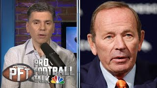 Remembering Broncos owner Pat Bowlen's NFL legacy | Pro Football Talk | NBC Sports