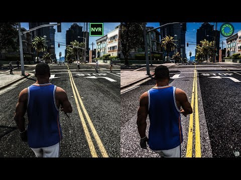 How to download and install REDUX 1 5 in GTA V After Hours +